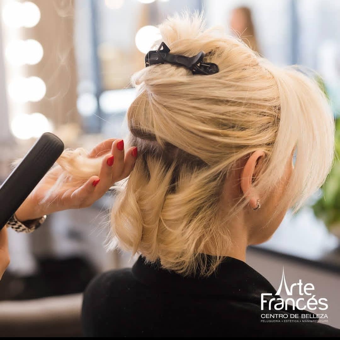 Foto peluquería